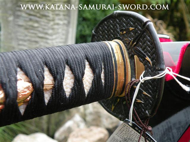 Bamboo Mat Katana, Hanwei, SH2438,004 (Small)