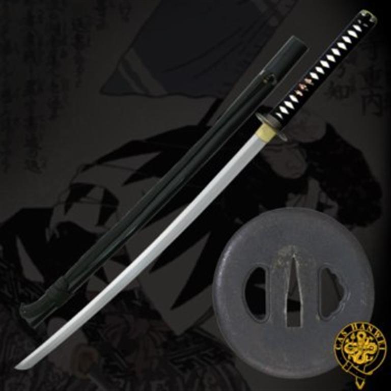 Samurai Zwaard Katana Of Bokken Kopen? Cas Hanwei, Kaneie