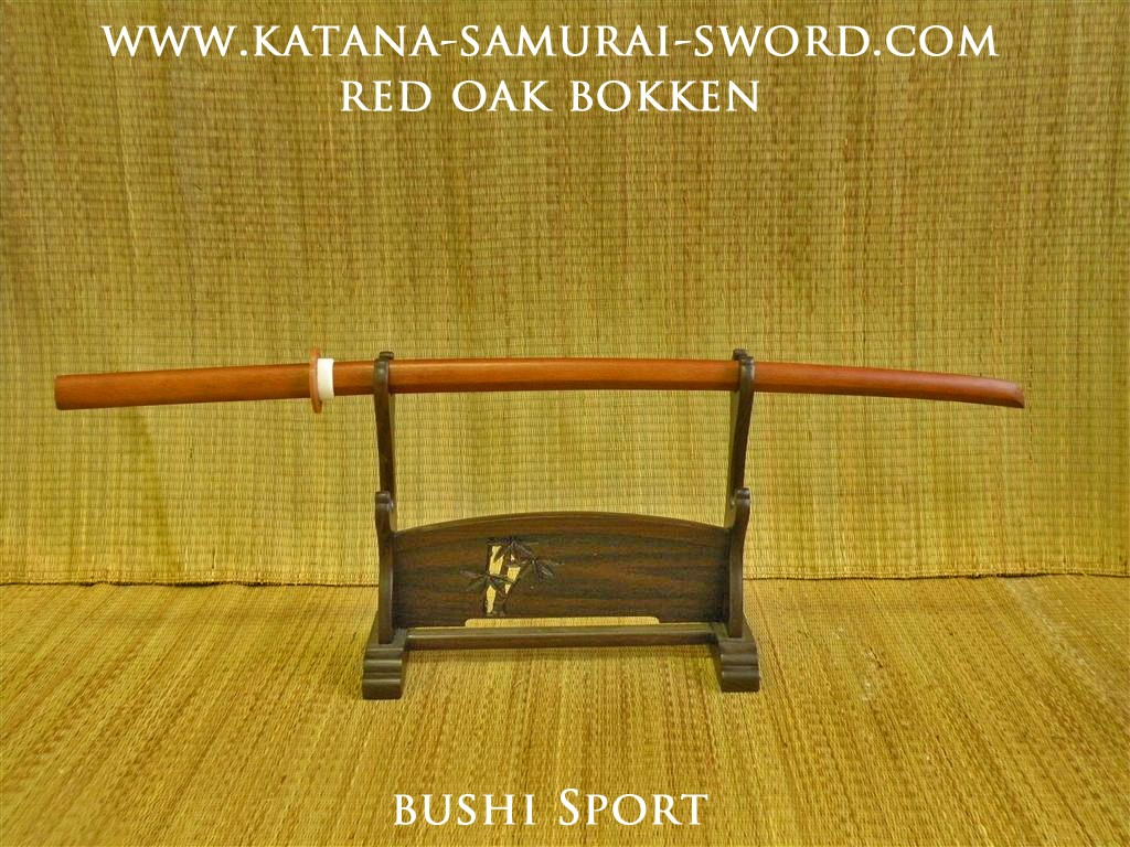 Red Oak Quality Bokken