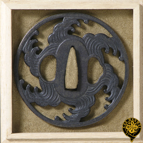 New Wave Tsuba Paul Chen