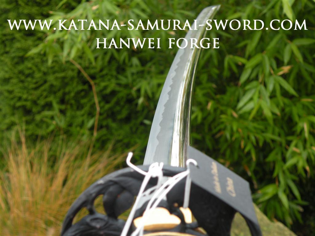 Golden Oriole Wakizahi Paul Chen, samurai sword, cas hanwei