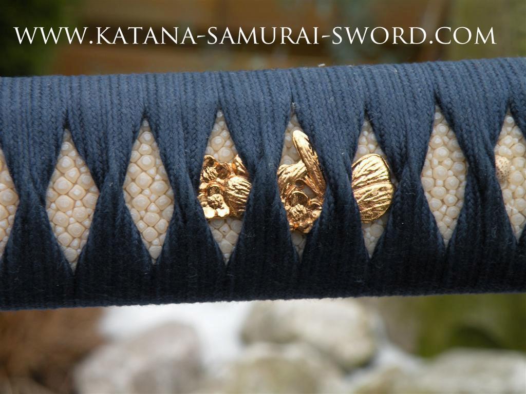 Golden Oriole Katana, cas hanwei, paul chen, SH1018, samurai schwert